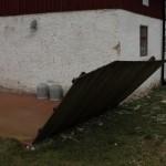 Årets stormskada på Roes